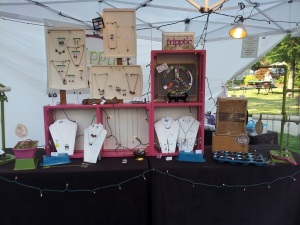 Booth Paducah Art show