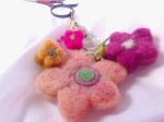 felted charms 1