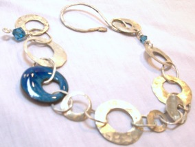 silver link enamel